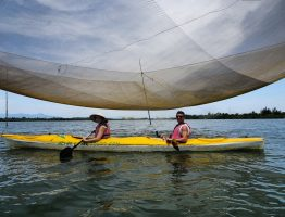 HOI AN'S WATERWAY WITH YOUR PADDLE